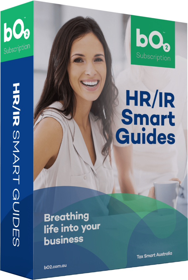 HR/IR Smart Guides